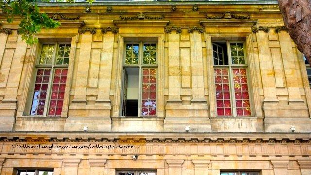 Hotel De Sevigne  Rue De Belloy  Paris