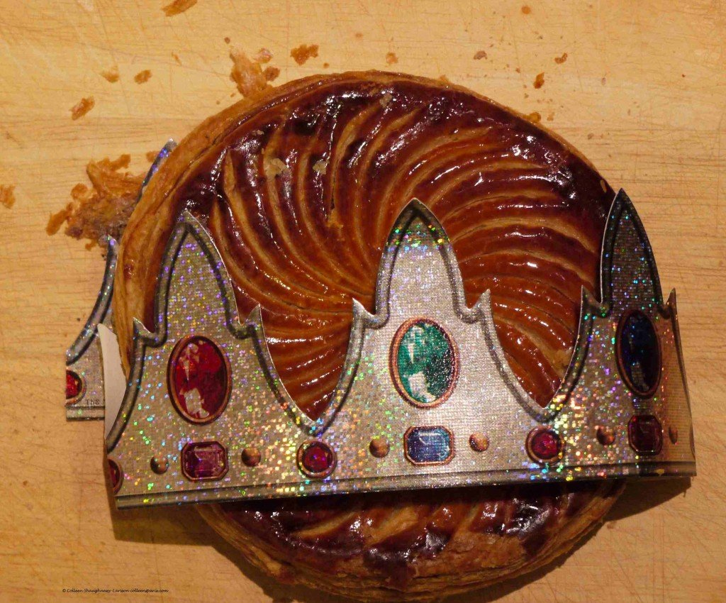 Scoop the best parisian galette des rois in my backyard col - Decor galette des rois ...