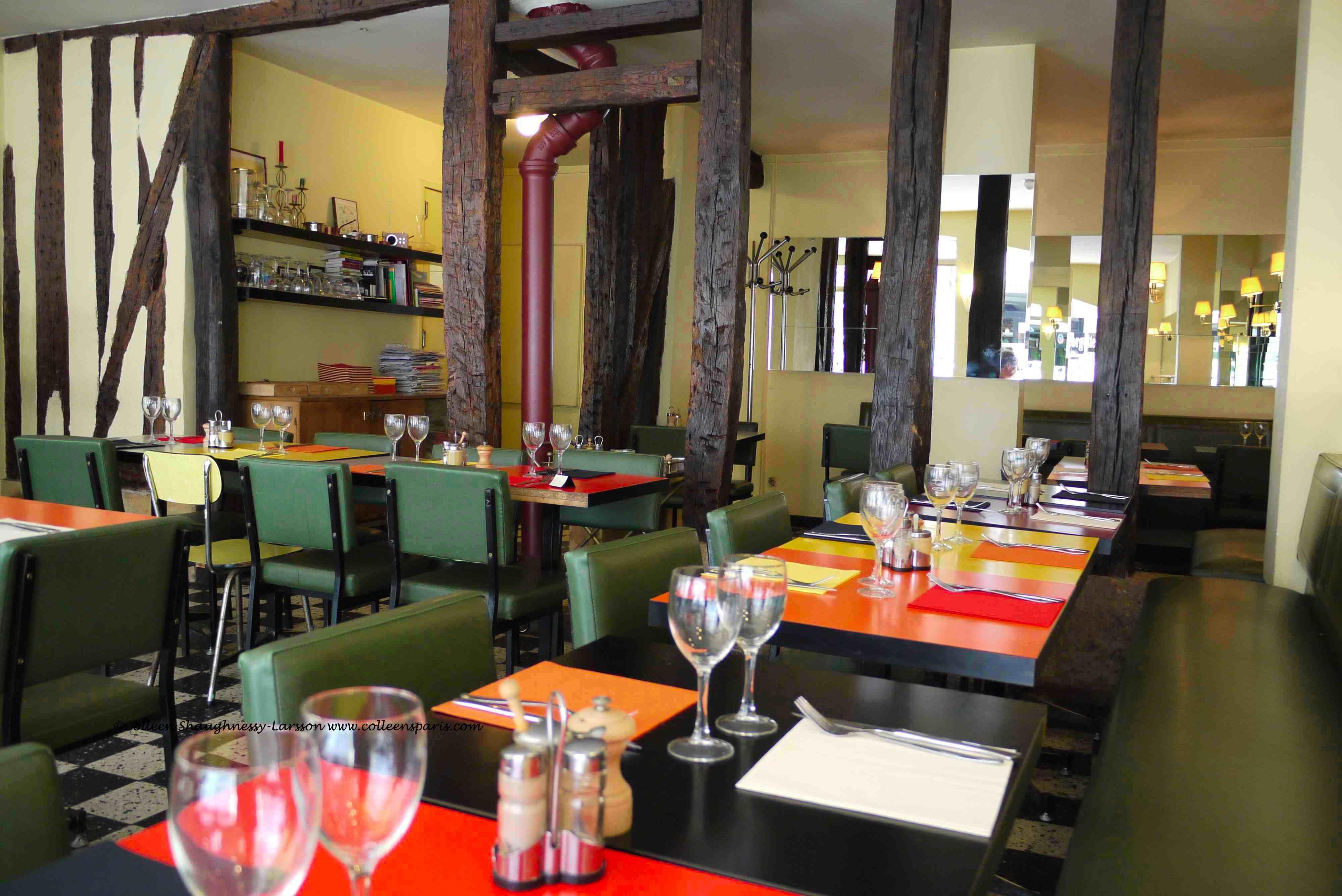 Restaurant Miznon Paris Cacher