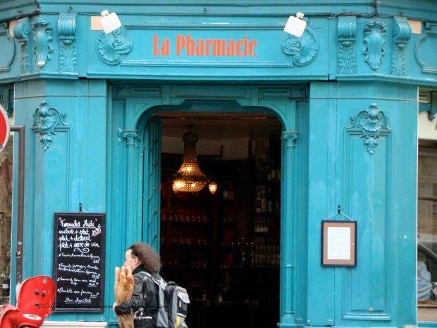 Paris Pharmacies De L Hotel De Ville