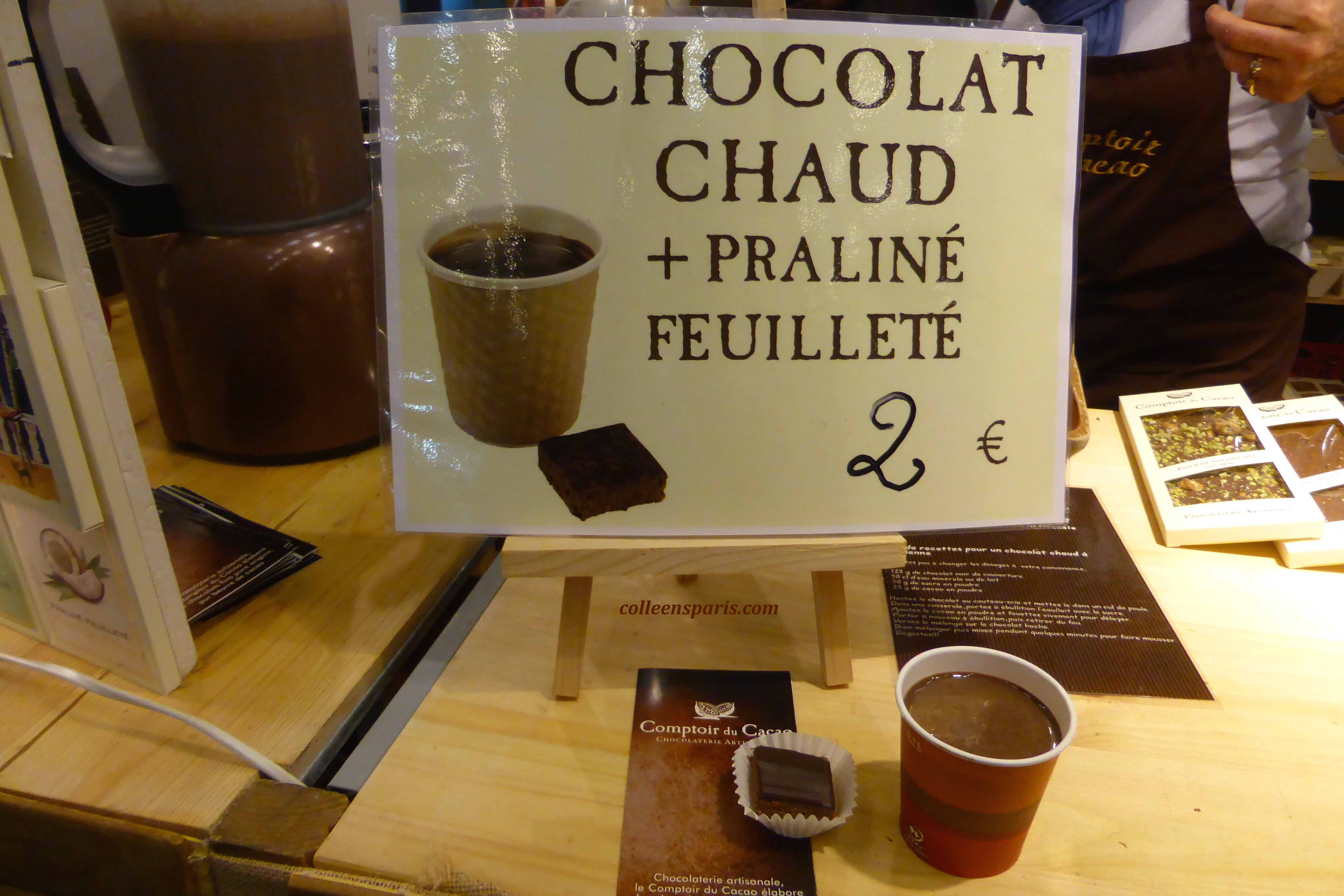492 salon chocolat hot cocoa 2015 colleen 39 s paris - Salon porte versailles ...