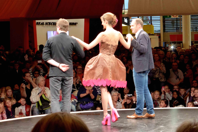 902 salon chocolat fashion 2015 colleen 39 s paris for Salon porte versailles