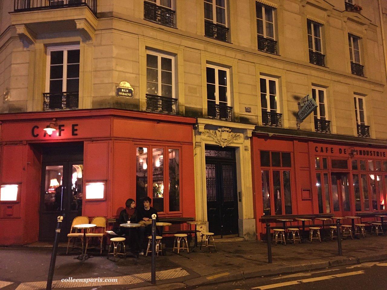 Bataclan Cafe Paris France