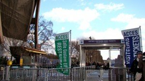 Special elevator access with 58 Tour Eiffel restaurant reservation