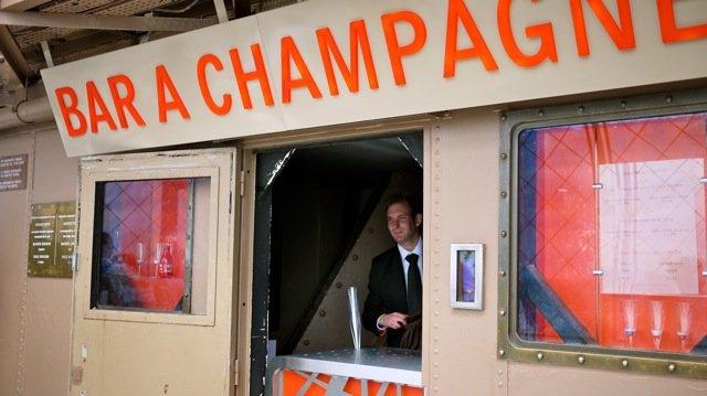 Champagne Bar Julien