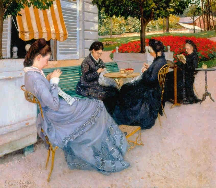 Caillebotte Brothers Exhibit At Jacquemart Andr 233 Museum
