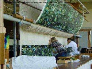 Manufacture des Gobelins Tour _Tapestry