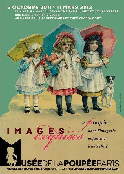 Images exquises-Musee de la Poupee-Paris