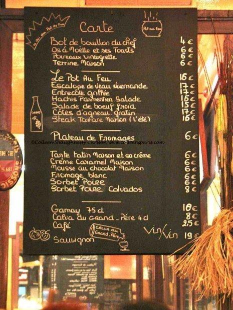 Restaurants For Night Owls in Paris   Colleen\'s Paris