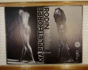 Mapplethorpe Rodin poster