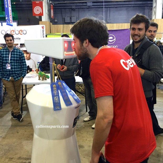 Foire Paris Maker Fair hearts