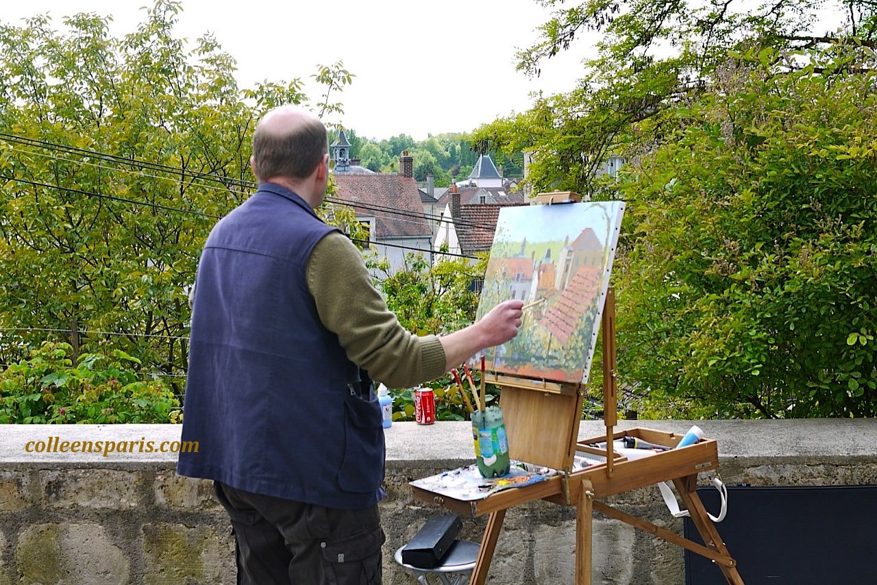 Auvers Painter