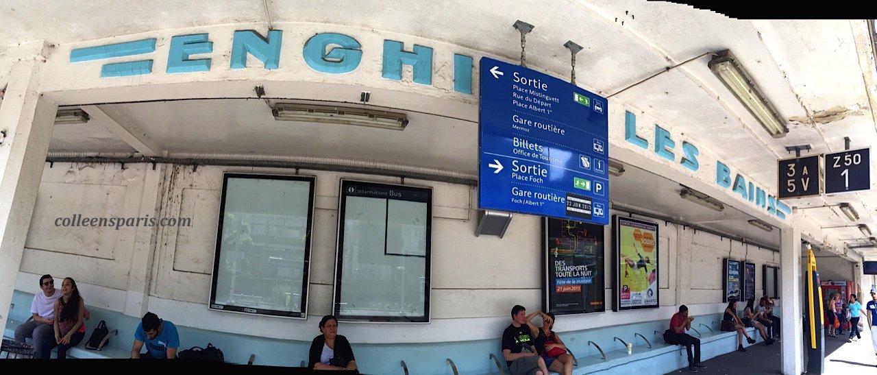 Enghien 2988 train station