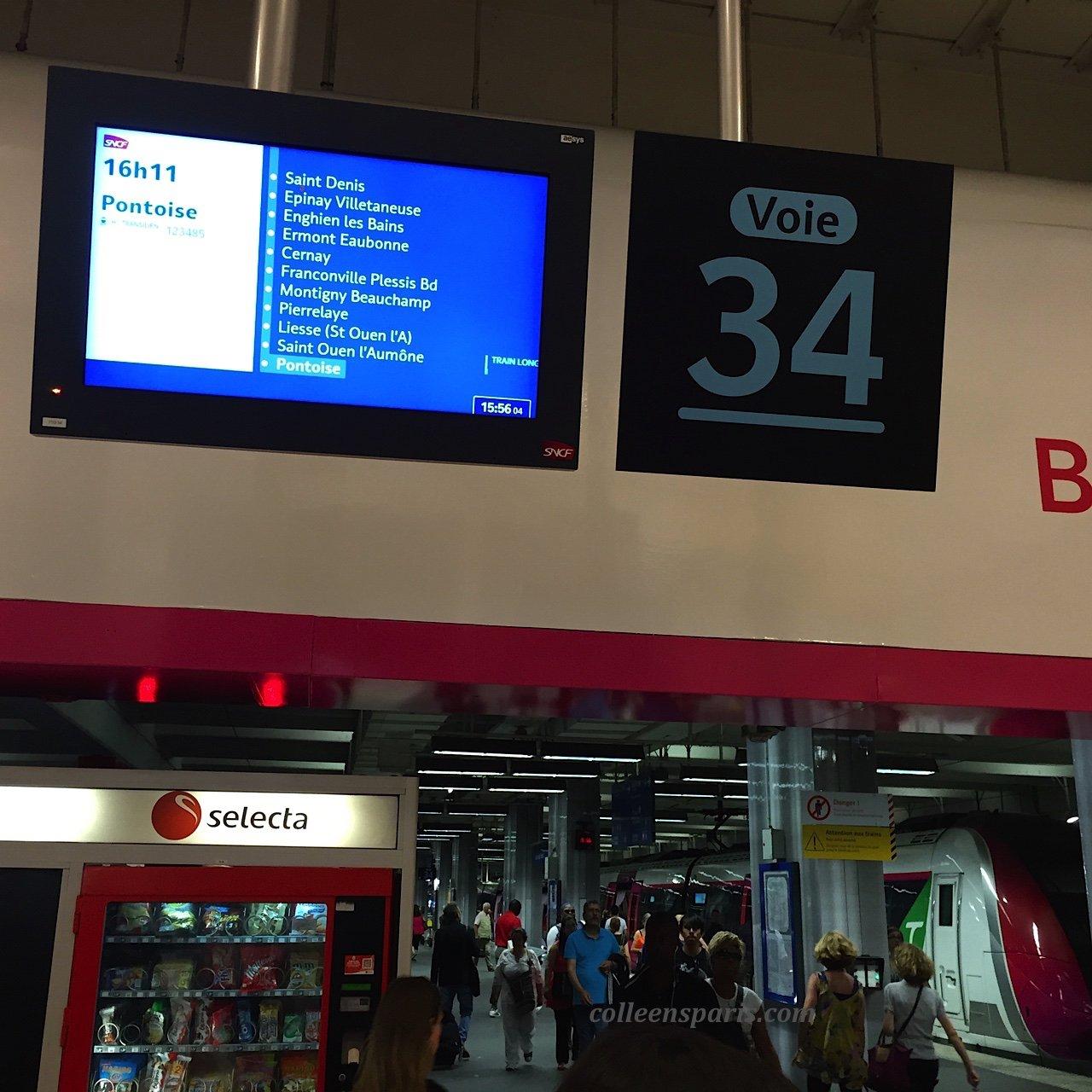 Gare du Nord 2998 EnghienlesBains