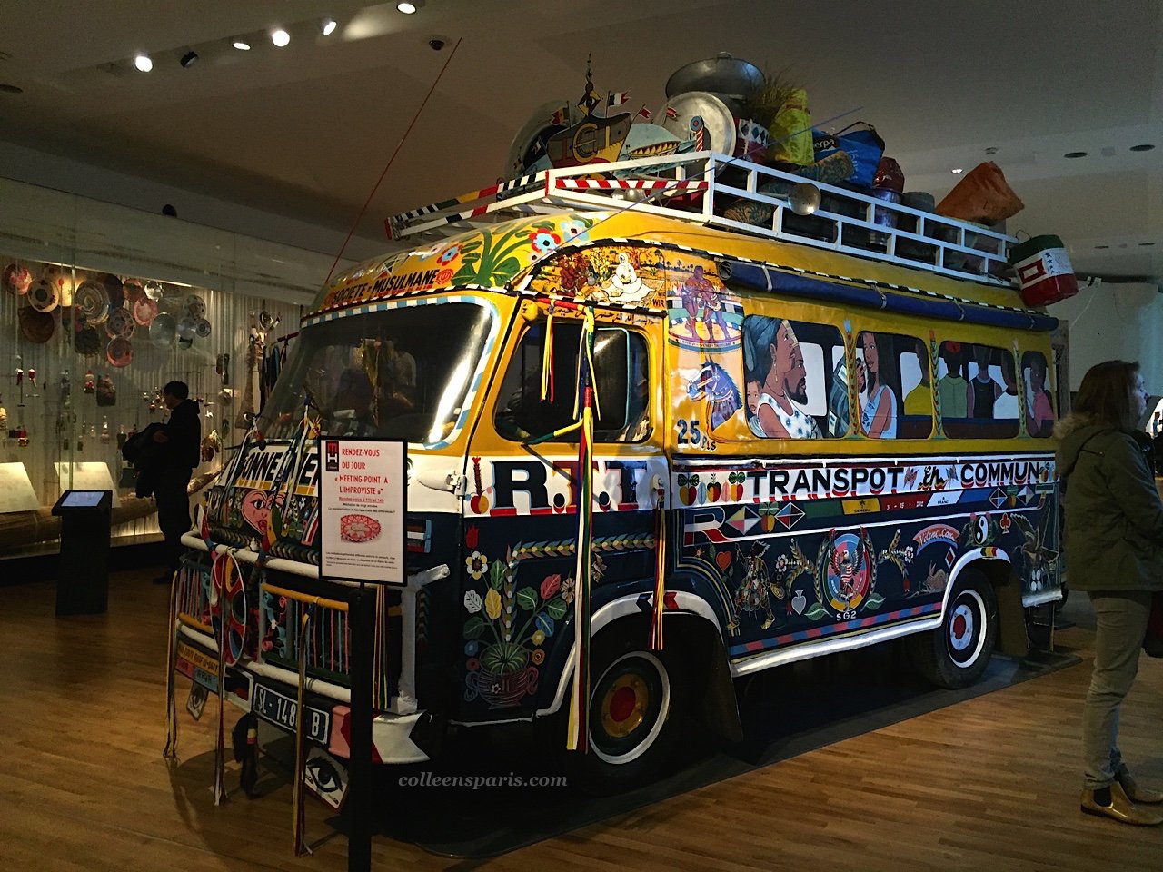 Musee Homme car rapide 6006
