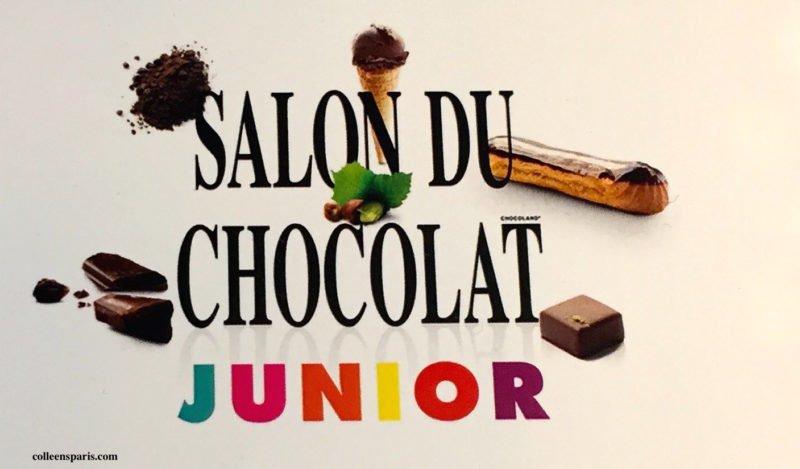 Salon du Chocolat Junior new addition to the 2016 Paris edition