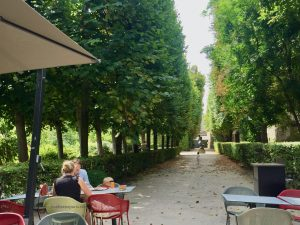 image of restaurant location at Musée Rodin